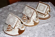 Gingerbread Houses   Cookie Connection