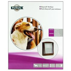 Staywell) Original Pet Door (Large) (Brown) (775 EFS) Listing in the Kennels, Pens, Flaps & Doors,Dogs,Pets,Home & Garden Category on eBid United Kingdom | 144656952
