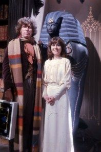 How come nobody else goes poking around in the wardrobe like Sarah Jane?
