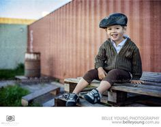 www.belleyoung.com.au    photography, belle young, toddler, child, vintage