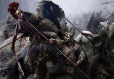 Dacian wars (artist unknown)