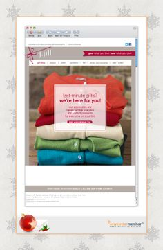 Brand: J.Jill | Subject: Last-minute gifts, we're here for you. | Sending Date: December 22, 2012