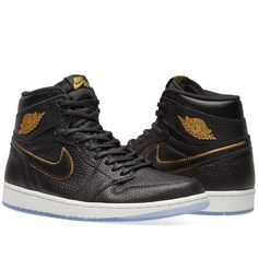 26d1a75dd7e Discover ideas about Black And Gold Jordans. Check out the official images  of the upcoming Air Jordan 1 Retro High OG All Star ...