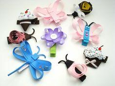 BowSweet: Novelty Hair Clips