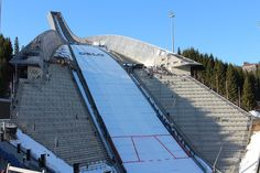 You do not need to be a ski enthusiast to appreciae #Holmenkollen.  From the city center of Oslo you can view this gigantic ski jump.  Easily reached by subway (t-bahn) you can also sign up for guided group tours from the city.  If you like hiking this place is a great entry to the Nordmarka.  It can also be a great place to end your hiking.  There is a restaurant with great views of the city and the #Oslofjord.  Why not spend the night here at the #ScandicHolmenkollen which in itsels if…