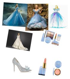 """Cinderella"" by ggfashionlover ❤ liked on Polyvore"
