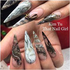 @pelikh_ ideas nails Lace Nail Art, Lace Nails, Stiletto Nails, Basic Nails, Top Nail, Toe Nail Designs, Trendy Nails, Nail Artist, Nails Inspiration