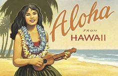 """As the Hawaiians say, Hele me kahau 'oli -- go with joy."" - Gilbert M. Grosvenor"