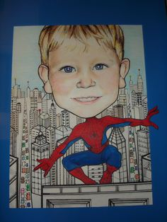 spiderman- my nephew