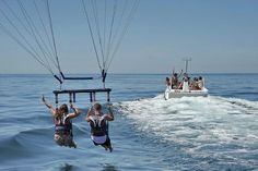 Parasailing in #Albufeira, you will have the time of your life!!!