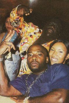 Treach, Biggie & Aaliyah