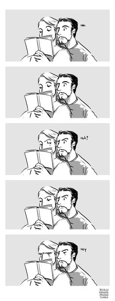 Get your own book Stony fanart