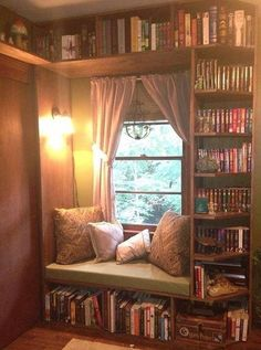 Картинка с тегом «book, room, and home»
