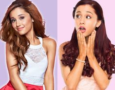 """Are You More Like Ariana Grande Or Cat Valentine? I got Cat! """"Yayy!"""""""