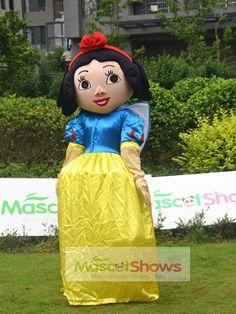 白雪姫着ぐるみ 白雪姫着ぐるみ販売 手作り http://www.mascotshows.jp/product/snow-white-mascot-adult-costume.html