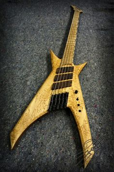 """""""Holy Guitar"""" from Devil's Choice"""