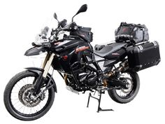 F800GS SW-Motech fully outfitted