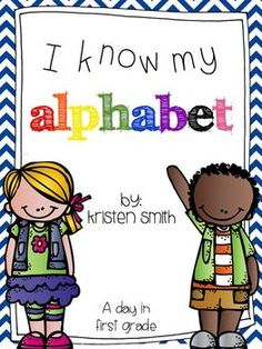 I know my alphabet! A great way to start your year!!