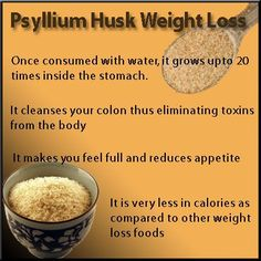 Health Benefits of Psyllium Husk Weight Loss: Psyllium husk is a super herb that can be helpful in colon cleanse and weight reduction.