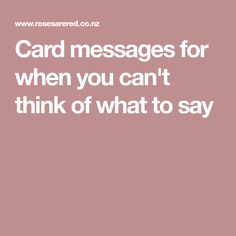 62 Best Messages images | Thoughts, Cards, Birthday sentiments