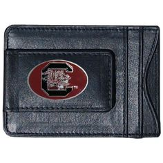 NCAA Leather Cash and Card Holder * To view further for this item, visit the image link. (This is an Amazon Affiliate link and I receive a commission for the sales)