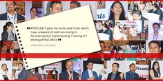 Here's what our #TASCON15 delegates said. Early Bird Discount ends today.... So, Register Now for #TASCON16!!! http://tascon.in