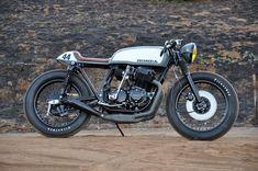 honda cb 750 | Honda CB750 Cafe Racer Motorrad Fotos & Motorrad Bilder