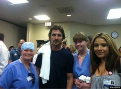 Christian Bale Visits 'Dark Knight Rises' Shooting Victims In Colorado