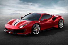 Continuing Ferrari's line of special series V8s, the 488 Pista derives much of its performance from the race-specific 488 GTE and 488 Challenge. The turbocharged V8 outputs 710hp, good for a 0-62 time under three seconds and a top speed...