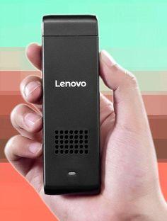 The Lenovo Ideacentre Stick 300 will turn your TV into a Windows 8.1 PC.