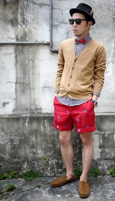 Preppy Style (by P-Jay Chen) http://lookbook.nu/look/4720991-Preppy-Style
