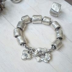 Jewelry, rings, silver, danon, bracelet