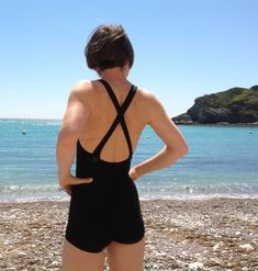 Deco playsuit — Buttress & Snatch