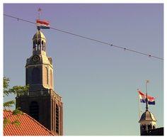 Grote kerk met Stadhuis