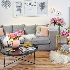 Great wall art at a reasonable price is difficult to find, these gorgeous trio wall art can be found from @desenio and similar lilies from @homesense_ukie credit @easyinterieur ——————————————–——————— #homes #homedesign #homedecor #interiordecor #homeinspiration #homeinspo #realestate #homesofinstagram #prettydecor #flowers #interiordesign #homeinspo #livingroomdecor #greyhomes #interiorandhomes #homeandliving #luxuryhomes #beautifulhomes #luxury #interior4all #candles #diffusers…