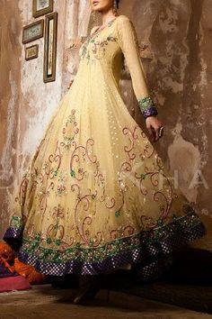 Gorgeous Bridalwear for Pakistani Bride