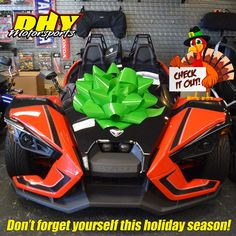 It's good to give and receive gifts during the holiday season, don't forget to receive this year! A 2019 would make a great gift for yourself. Come check them out at sales event. Polaris Slingshot, New Jersey, Don't Forget, Baby Car Seats, Great Gifts, Seasons, Children, Check, Holiday
