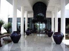 Entrance. Movenpick, Tunis #hotel #northafrica
