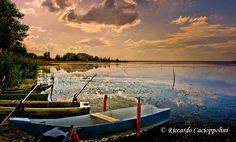 Lago Trasimeno by Riccardo Cacioppolini