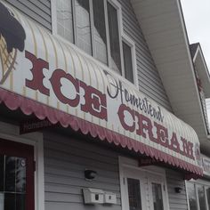 Homestead Ice Cream, Saskatoon-my summertime home away from home! Best Kept Secret, Home And Away, Homesteading, Summertime, Nostalgia, Ice Cream, Victoria, Neon Signs, Eat