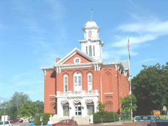Danville PA Courthouse - Mill St