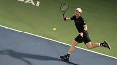 Murray claims 45th career title with Dubai triumphSee full details