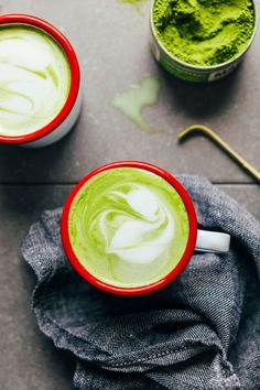 Best Vegan Matcha Latte