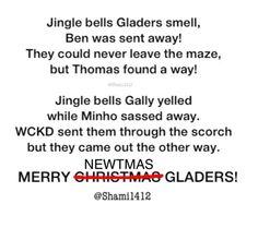 Jingle bells TMR style