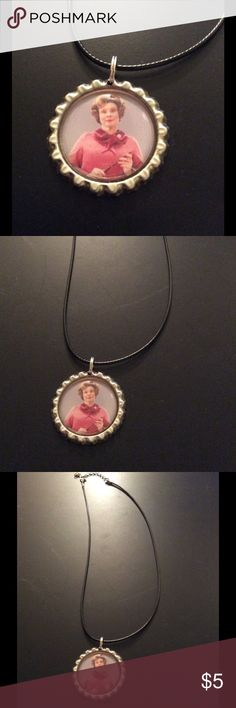 NWOT handmade Umbridge HP bottle cap necklace NWOT handmade Umbridge HP bottle cap necklace Jewelry Necklaces