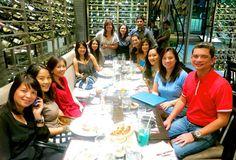 Mad for Garlic, The Fort, 2013 with school mates. School Reunion, Manila, Garlic, Mad, High School, Grammar School, High Schools, Secondary School, Middle School