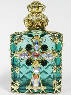 Flacon - bouteille de parfum ❤️✼❤️✼parfume, bottle, beauty