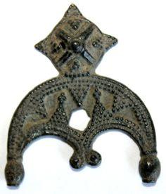Slavic Ancient Bird Tribe Amulet