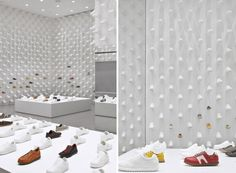 iDesignMe_nendo camper_6 http://idesignme.eu/2013/06/nendo-camper-concept-stores/ #design #interiors #shop #concept #store #white #shoes #Camper #Nendo #cool #interiordesign #furniture #creativity #Madrid #NewYork