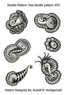 de zendoodle html zd_doodle_pattern. Doodle Patterns, Zentangle Patterns, Flower Patterns, Art Patterns, Doodle Art Posters, Doodle Art Journals, Ink Doodles, Doodles Zentangles, Doodle Art Drawing